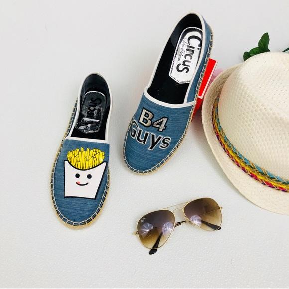 d3347206f Sam Edelman Shoes | Circus By Leni French Fry Espadrille | Poshmark